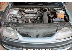 За системой охлаждения Laguna нужен глаз да глаз – проблемы с ней нередко провоцировали перегрев двигателей.