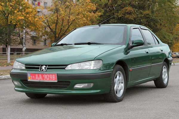Peugeot 406 1995–2004 г. в. От $7000 до $17500
