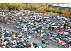 Отпраздновать 60-летний юбилей модели Transporter приехали более70 тысяч человек.