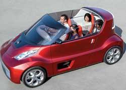 В Токио Nissan представит концепт Round Box