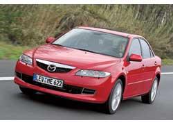 Начиная с 2002г. вЕвропе было продано более 440тысяч Mazda6 первого поколения. Основные рынки сбыта модели – Германия, Россия, Италия.