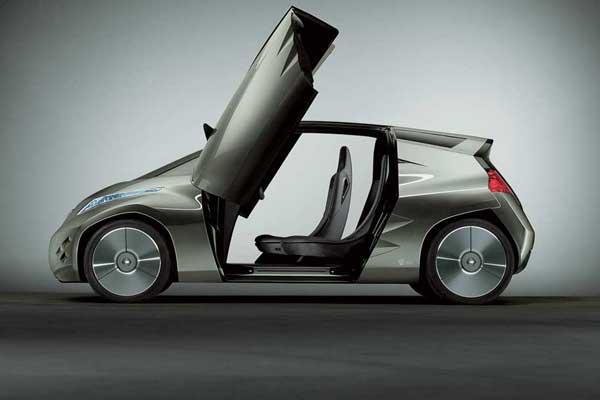 Концепт Mixim демонстрирует, что в будущем автомобили станут не только экологичнее, но и инновационнее – с новой концепцией управления и компоновки салона.