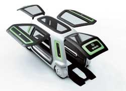 Концепт Suzuki SSC
