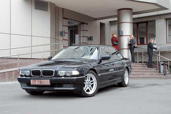 BMW 7 Series (Е38) 1994– 2001 г. в. От $13000 до $36 500