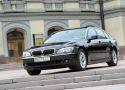 BMW 7-серии (E65) с 2001 г.
