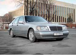 Mercedes S-Klasse (W140) 1991–1998 г. в.