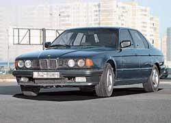 BMW 7-й серии (Е32) 1986–1994 г. в.