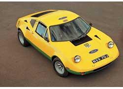 Узнаете? Вряд ли, ведь это уникальные прототипы для ралли Citroёn SM Сoupe и Ford GT70. 1973 г.