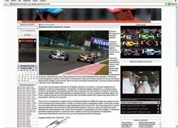 Сайт www.formula-1.com.ua,
