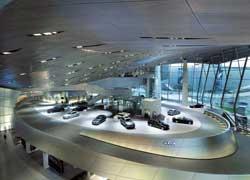 Компания BMW построила вМюнхене новый центр стоимостью $250 млн.