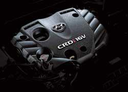 Европейскую ориентацию модели подтверждает и широкий выбор дизельных моторов: их три против двух бензиновых.