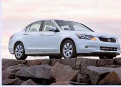 В Северной Америке стартовали продажи восьмого поколения Accord для местного рынка (седан и купе)