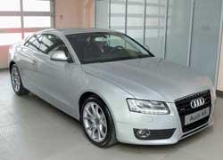 В Киеве, в Академии Audi официального импортера – «Автомобильной группы ВИПОС», состоялась презентация новейшего купе от Audi с индексом А5