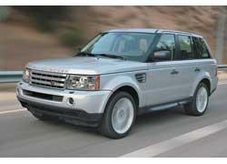 Range Rover Sport 4,2