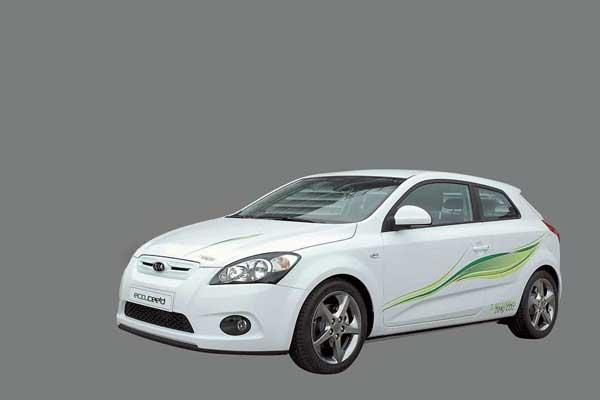 В декабре будущего года стартует производство экологических версий Kia eco_cee'd
