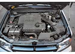 Двигатели с  непосредственным впрыском GDI (Gasoline Direct Injection) отличаются экономичностью и  «живостью».