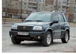 Suzuki Grand Vitara 1998–2005 г. в.