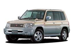 Pajero iO, модернизированный в 2005-м, выпускался в Японии до 2007 г. для Азии. Моторы те же (1,8 и 2,0 л), трансмиссии – FT4 и SS4.