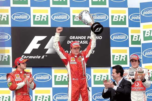 Формула-1. Гран-при Бразилии