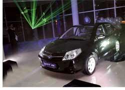 В рамках открытия нового торгово-сервисного центра корпорации «АИС» в Киеве состоялась презентация новой модели C-класса MK от китайского производителя Geely