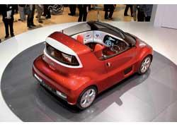 Nissan RD/BX
