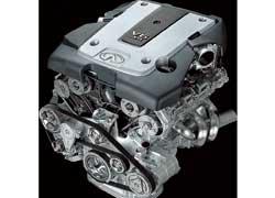 Двигатель серии VQ уже 12 лет входит в десятку лучших в мире! Он оснащен системой непрерывного изменения фаз газораспределения CVTCS и другими передовыми системами и технологиями …