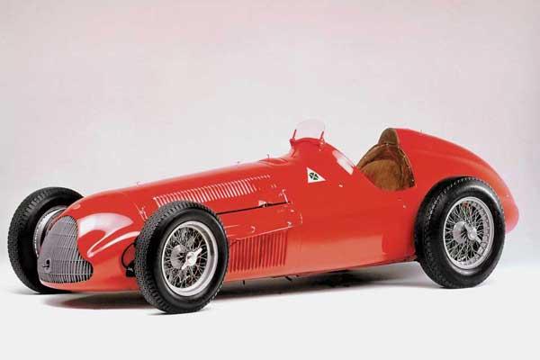 Alfa Romeo Tipo 158