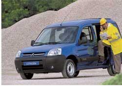 Citroёn Berlingo/Peugeot Partner c 1996 г.