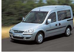 Opel Combo c 2001 г.
