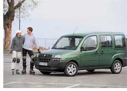 Fiat Doblo с 2000 г.