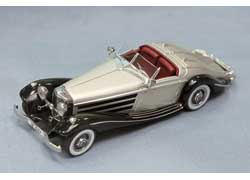 Mercedes-Benz 540K Special Roadster 1936-1939 г. в.