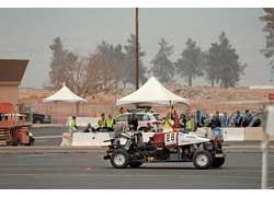 В США финишировало третье ралли роботизированных автомобилей, организованное Агентством передовых оборонных исследований (DARPA)