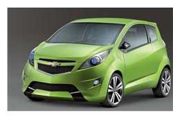 Концерн General Motors планирует запустить в серийное производство мини-кар Chevrolet.