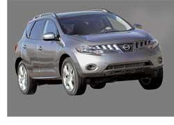 Компания Nissan презентовала второе поколение кроссовера Murano