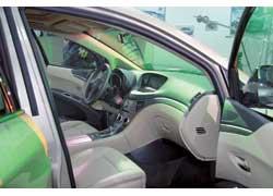 В столице прошла презентация новой Subaru Tribeca