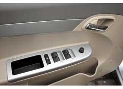 Уровень оснащения для небольшой скромной машины хорош. Впрочем, этим отличаются все китайские автомобили.