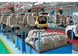 Большая часть комплектующих производится здесь же на мощностях завода.