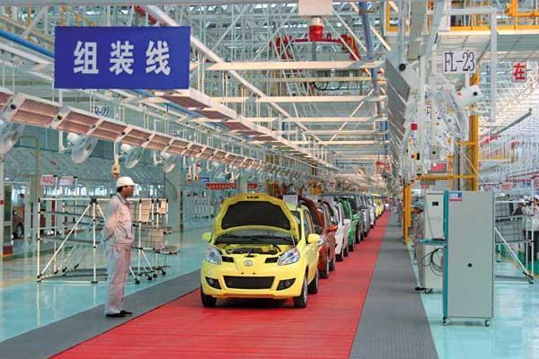 Первоначально с конвейера нового завода будут сходить две модели: GWPeri и Cowry, но уже в будущем году к ним добавятся еще семь моделей.