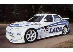 ВАЗ-110 «РПД-спорт» куда чаще ездил по выставкам, чем стартовал в гонках.