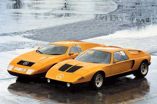 В начале 70-х возвращение Mercedes вбольшие гонки казалось делом решенным. Прототипы роторных С111 не покидали гоночных трасс. Увы...