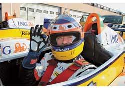 Первый раз в жизни сев за руль Формулы, я не заглох, не вылетел с трассы и не оказался в отбойнике. Значит, все ОК!