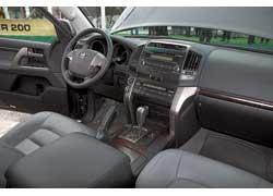 Под Киевом состоялась презентация нового поколения культового внедорожника Toyota Land Cruiser, получившего название Land Cruiser 200