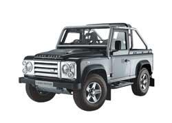 Свою 60-ю годовщину компания Land Rover отметит выпуском эксклюзивной версии SVX легендарного внедорожника Defender