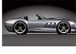 Небольшая мальтийская компания Racer X Design, ранее занимавшаяся доводкой авто под заказ, выпустит собственный автомобиль. В качестве прототипа выбрали культовый AC Shelby Cobra 427. Судя по первым компьютерным иллюстрациям, дизайнерам Racer X Design удалось передать стилистику прообраза. Проекту дали имя KC-427