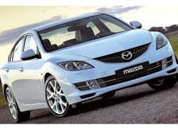 Украина – первая в Европе страна, где начались продажи нового поколения Mazda6