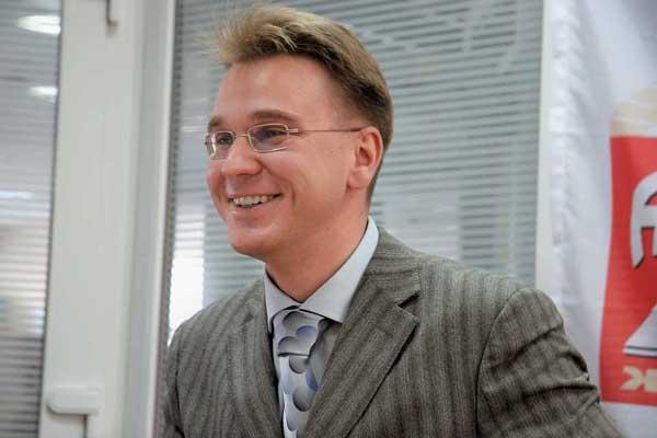 Александр Рябухин. Генеральный директор компании «Интеркар Украина»