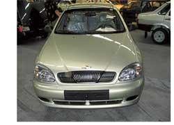 Для того чтобы поставляемый в Россию Chevrolet Lanos соответствовал новым экологическим нормам, вводимым в этой стране с 2008 года, на ЗАО «ЗАЗ» завершена подготовка к производству автомобилей Lanos с 1,5-литровыми силовыми агрегатами, которые модернизированы под нормы Евро 3
