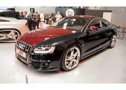 Audi A5 от Abt щеголяла двухцветной окраской.