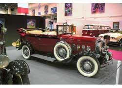 Американская марка Hudson прекратила существование в 1957 г., но некоторые экземляры до сих пор на ходу, например, этот Hudson Eight 1932 г. в.