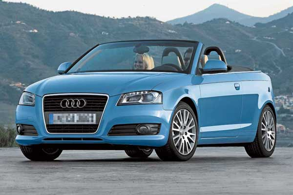 Audi A3Cabriolet